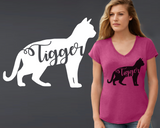Bengal Cat Personalized T-shirt