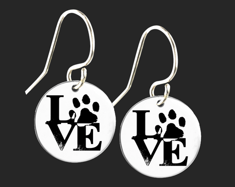 Puppy Love Earrings | Korena Loves