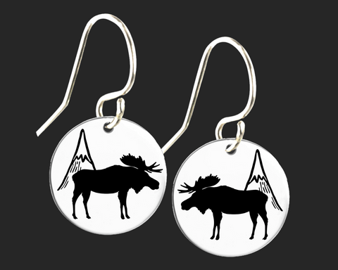 Moose Earrings | Korena Loves