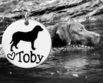 Chesapeake Bay Retriever Personalized Jewelry