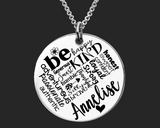 Be Necklace | Encouragement Gift