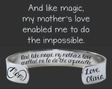 My Mother's Love Bracelet | Mother's Day