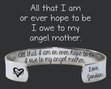 All that I am Bracelet | Mother's Day