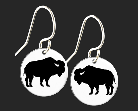 Buffalo Earrings | Korena Loves