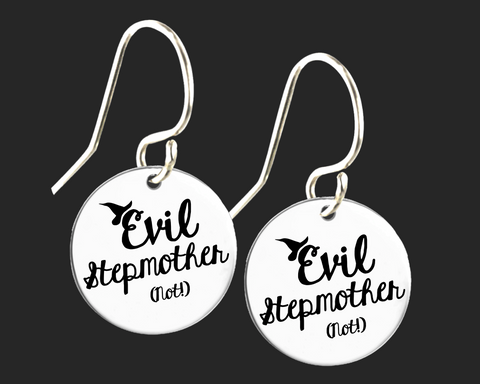 Evil Stepmother Earrings | Korena Loves