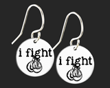 I Fight Earrings | Korena Loves