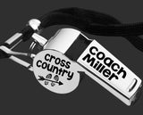 Cross Country Coach Whistle | Personalized Whistle