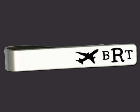 Pilot Personalized Tie Bar | Pilot Gift