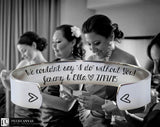 We Couldn't Say I Do Without You Bracelet | Bridesmaid Gifts
