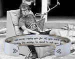Mom, I Can Never Repay You Bracelet | Mother's Day