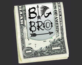Big Bro Money Clip | Gift for Brother