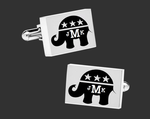 Republican Cuff Links