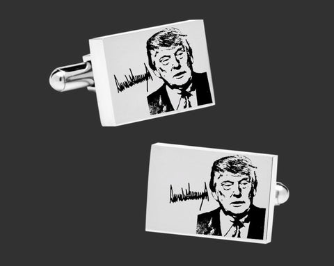 Donald Trump Cuff Links