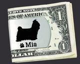 Shih Tzu Personalized Money Clip