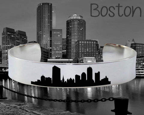 Boston Skyline Bracelet