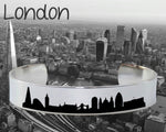London Skyline Cityscape Bracelet