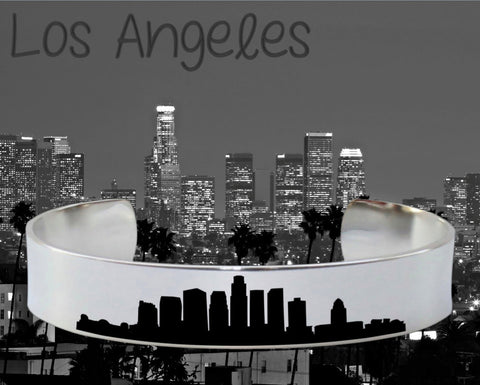 Los Angeles Skyline Cityscape Jewelry