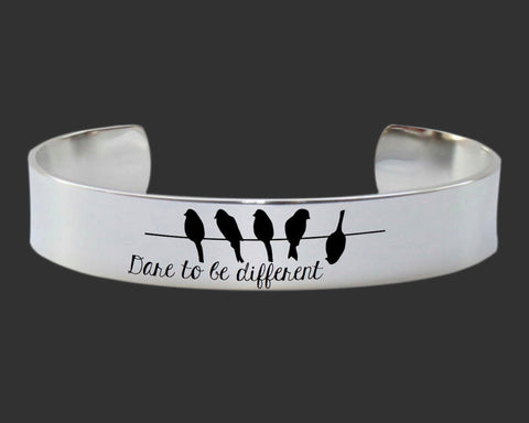 Dare To Be Different Bracelet