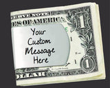 Design Your Own Personalized Money Clip