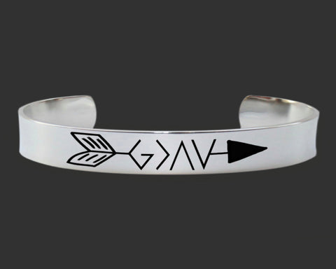 God Is Greater Than the Highs and Lows Bracelet
