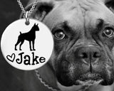 Boxer Personalized Jewelry