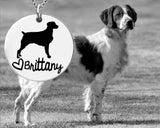 Brittany Dog Personalized Jewelry