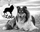Collie Personalized Jewelry