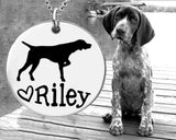 German Shorthaired Pointer Personalized Jewelry