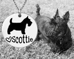 Scottish Terrier Personalized Jewelry