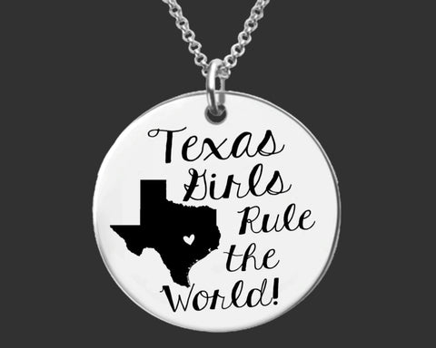 Texas Girls Jewelry | Texas State