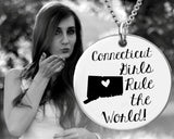 Connecticut Girls Jewelry | Connecticut State