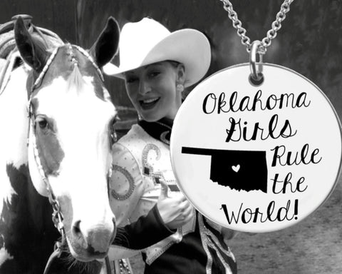 Oklahoma Girls Jewelry | Oklahoma State