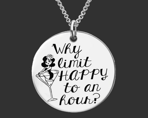 Happy Hour Necklace