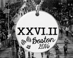XXVI.II Personalized Marathon Necklace