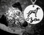 Dalmatian Personalized Jewelry