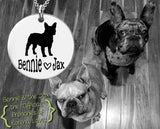 French Bulldog Personalized Jewelry