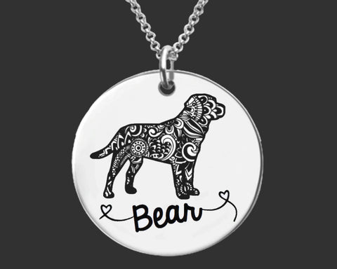 Labrador Retriever Personalized Jewelry