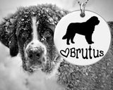St. Bernard Personalized Jewelry