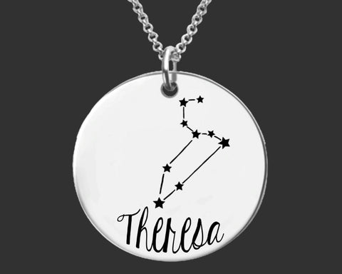 Leo Constellation Jewelry