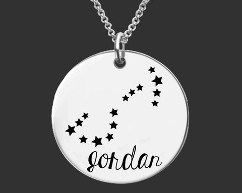 Scorpio Constellation | Zodiac Jewelry