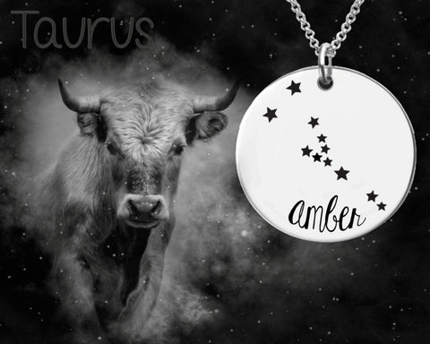 Taurus Constellation | Zodiac Jewelry