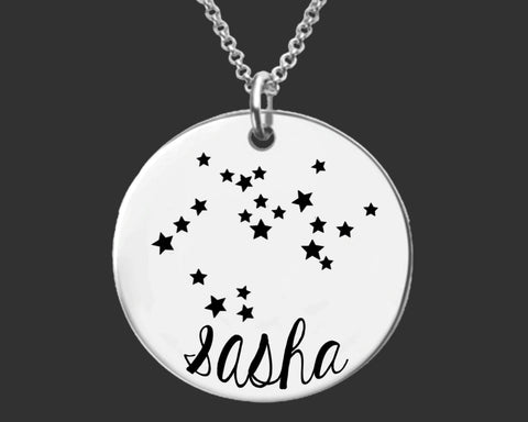 Sagittarius Constellation Zodiac Jewelry