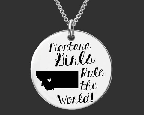 Montana Girls Jewelry | Montana State