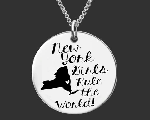 New York Girls Jewelry | New York State