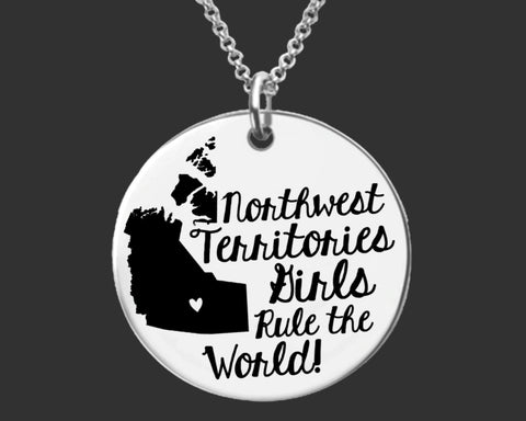 Northwest Territories Girls Necklace | Northwest Territories Canada