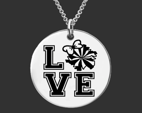 Cheer Love Necklace