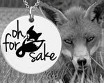 For Fox Sake Necklace