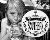It's a Southern Thing Necklace