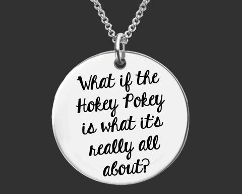 Hokey Pokey Necklace