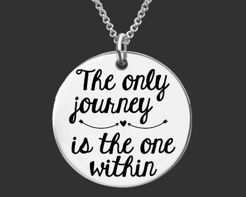 The Only Journey Necklace